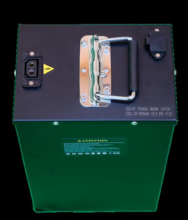 Batterie VISP 4 - 72V 40Ah